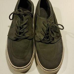 Nike SB Zoom Stefan Janoski Grey Skate Shoes | Use